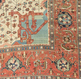 BOKARA RUGS MULTI ANTIQUE PERSIAN FINE : HAND WOVEN 100% WOOL