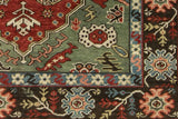 Bokara Rugs Red / Black Soho Area Rug