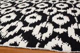 Momeni Heavenly  Heavehe-02Blk2030 Area Rug