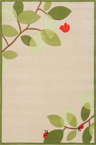 Momeni Lil Mo Whimsy  Lmojulmj-6Ivy2030 Area Rug