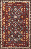 Momeni Tangier  Tangitan-7Red2030 Area Rug