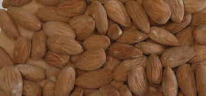 Raw, Organic & Nuts: Almonds are in….