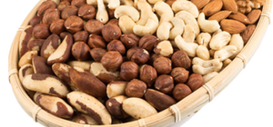 Raw, Organic & Nuts: Nuts help in fighting cancer