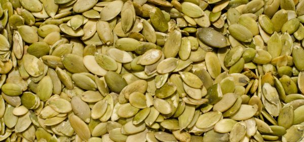 Raw, Organic & Nuts: Pumpkin seeds for healthy snack