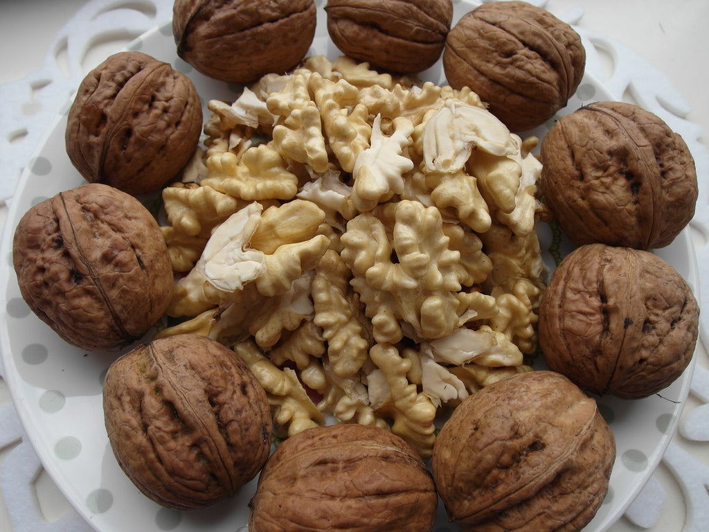 Walnuts, the top nut for brain health/Living Nutz