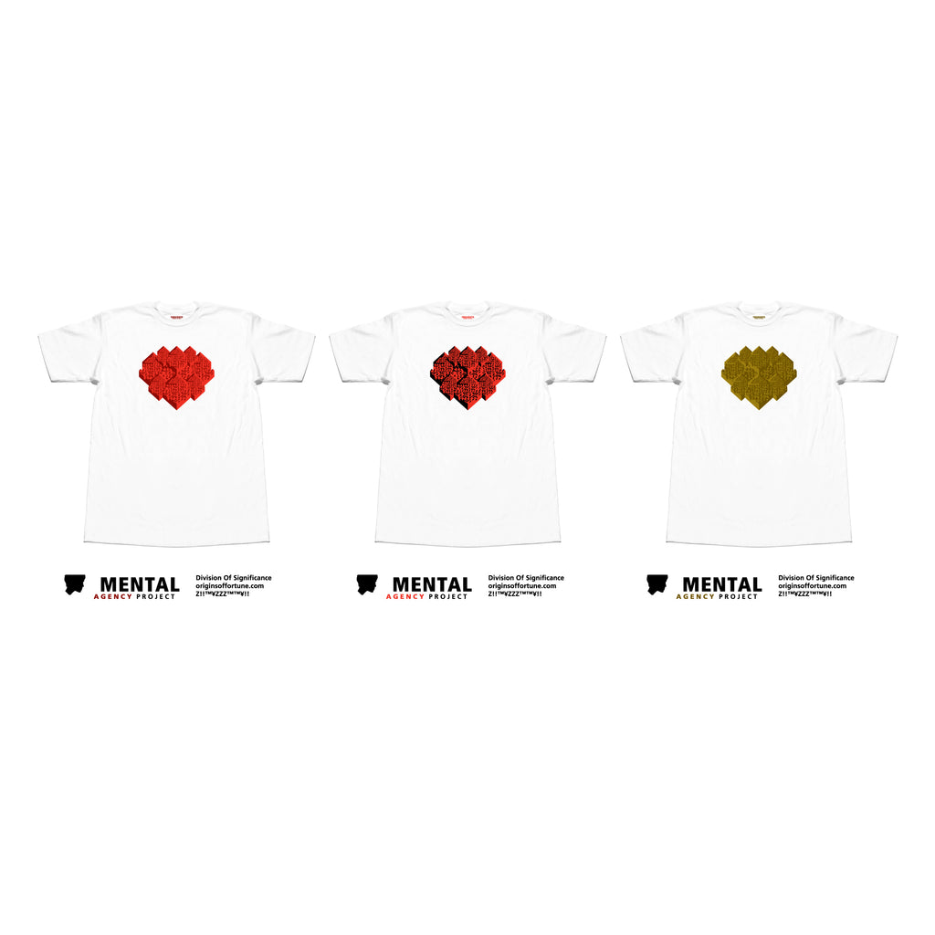 Division Of Significance Tee Set [ Pre-order ]