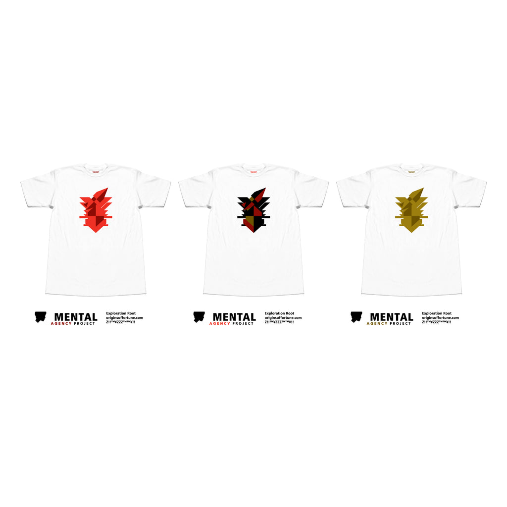 Exploration Root Tee Set [ Pre-order ]