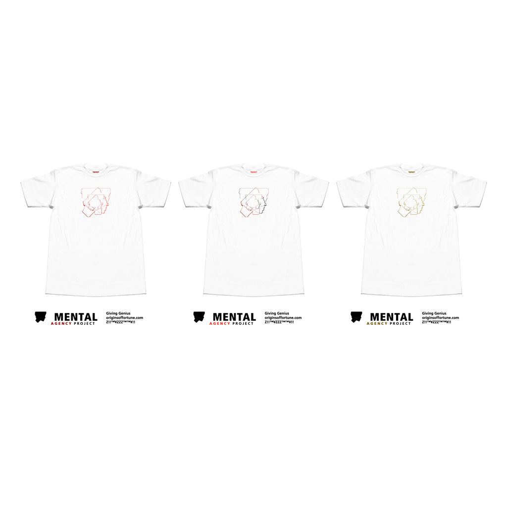 Giving Genius Tee Set [ Pre-order ]