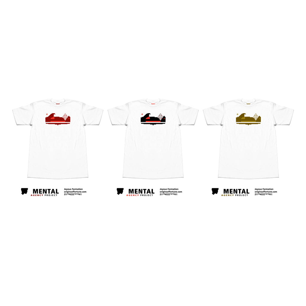 Joyous Formation Tee Set [ Pre-order ]