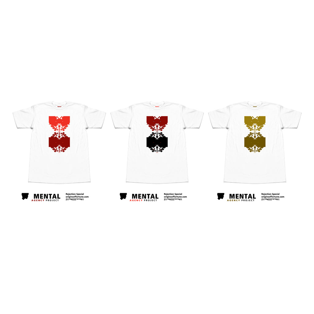 Rejection Special Tee Set [ Pre-order ]