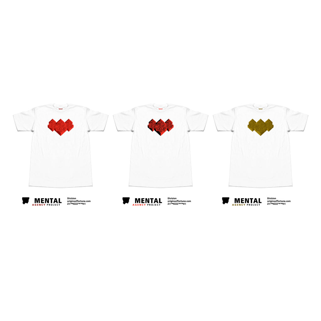 Division Tee Set [ Pre-order ]