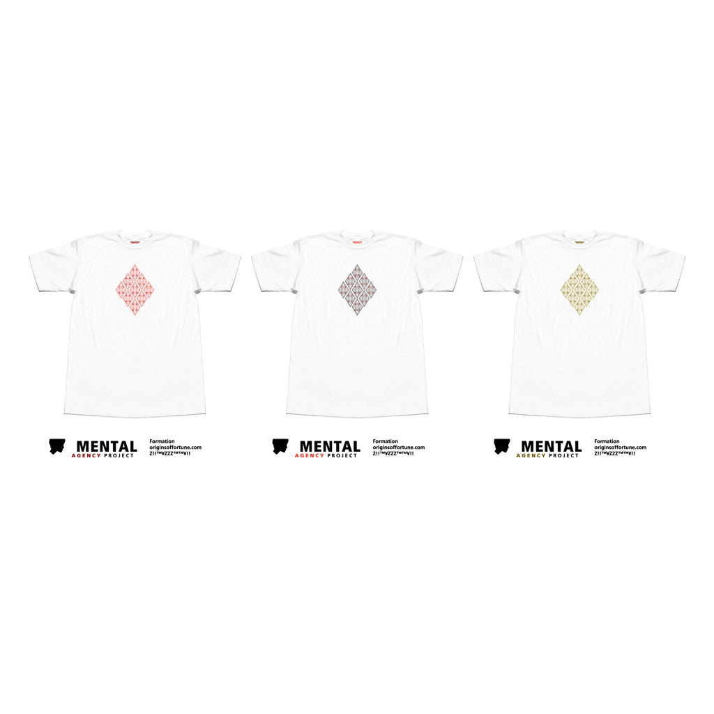Formation Tee Set [ Pre-order ]