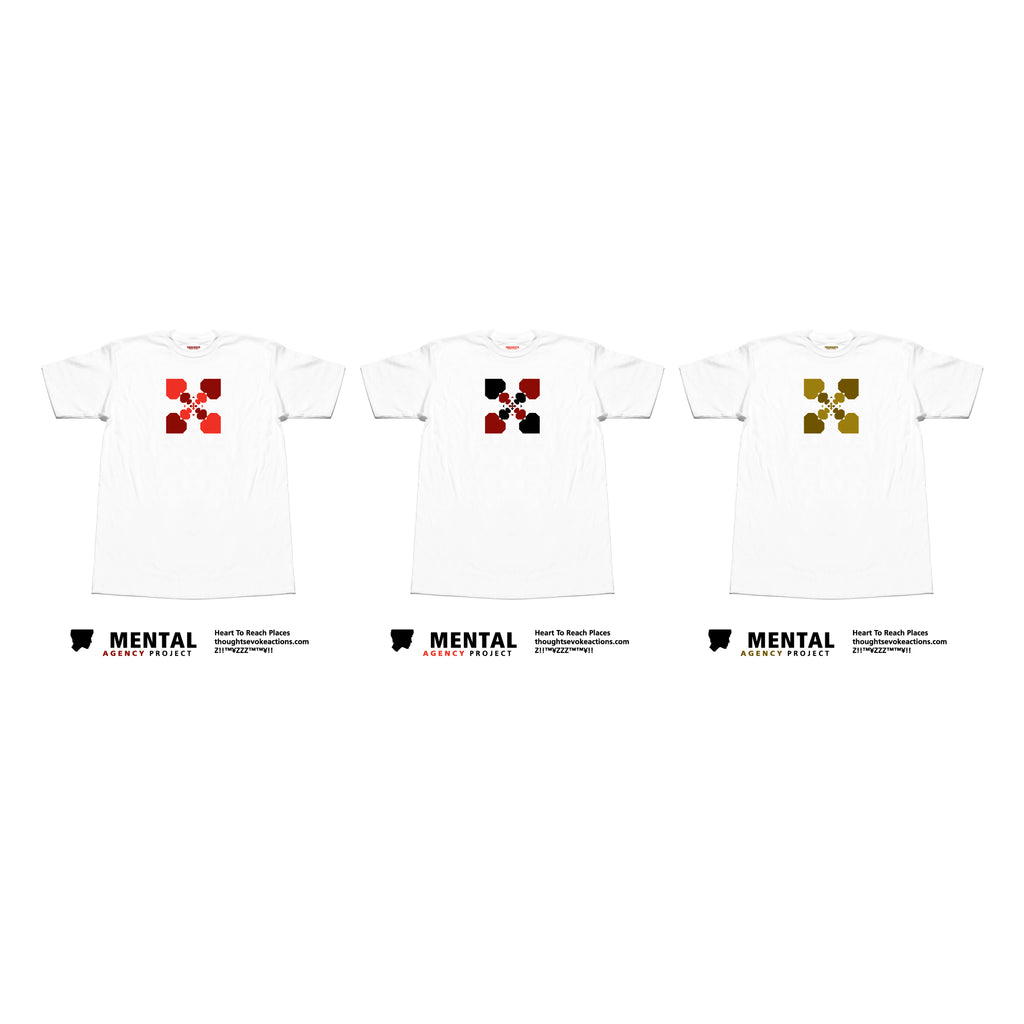 Heart To Reach Places Tee Set [ Pre-order ]