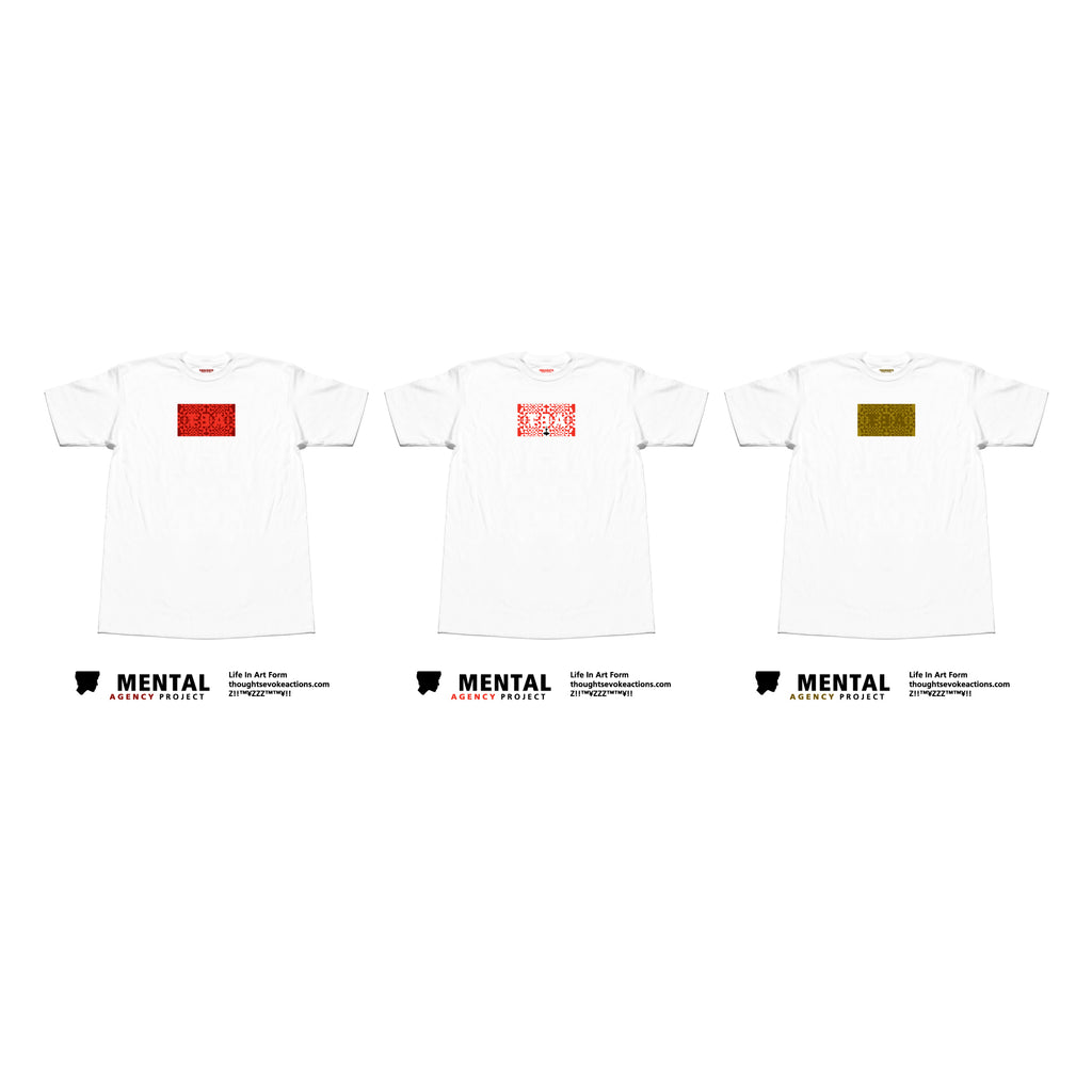 Life In Art Form Tee Set [ Pre-order ]
