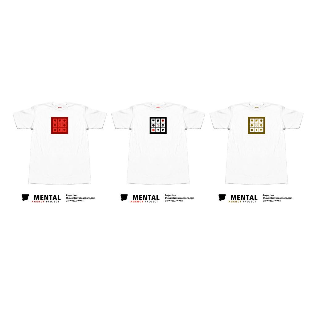 Projection Tee Set [ Pre-order ]
