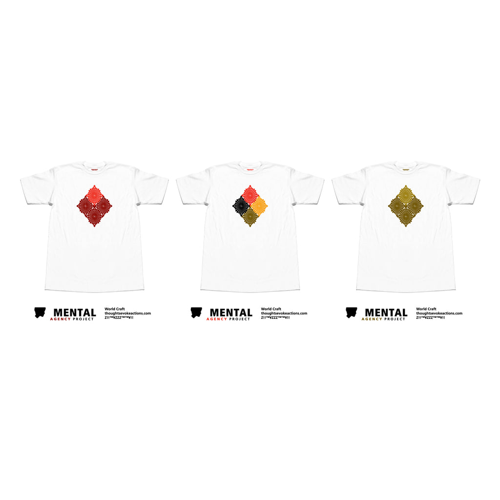 World Craft Tee Set [ Pre-order ]