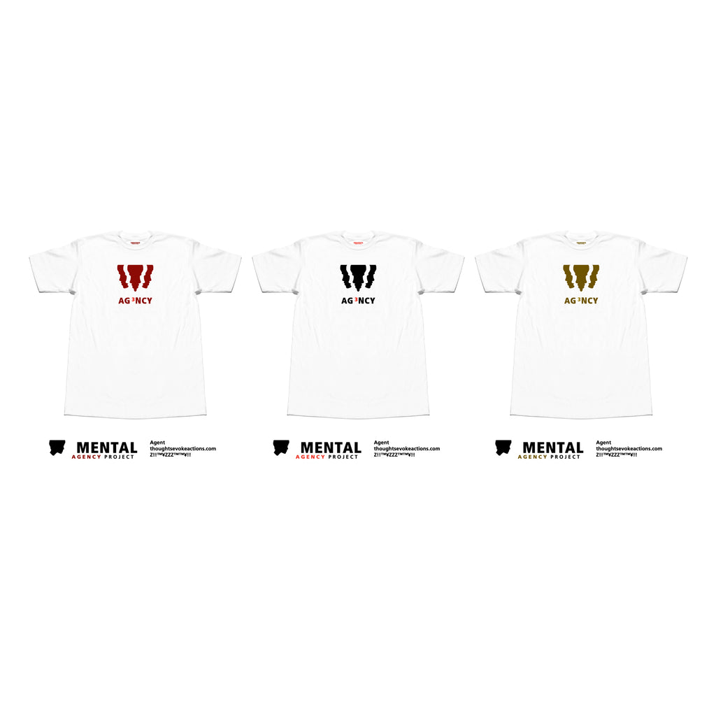 Agent Tee Set [ Pre-order ]