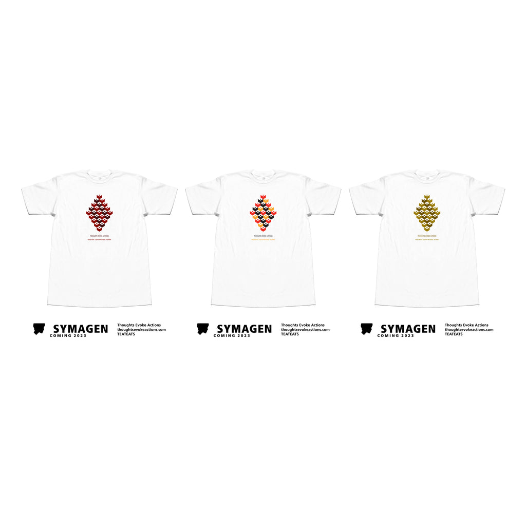 Thoughts Evoke Actions Tee Set [ Pre-order ]