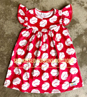 Lilo Inspired Pearl Dress