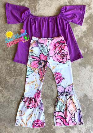 Groovy Grape Outfit