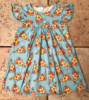 Pizza Pearl Dress size 10/12, 14/6