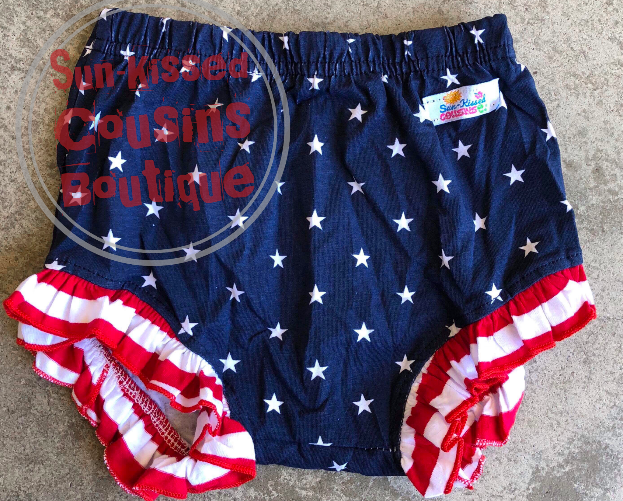 Stars & Stripes Bloomers