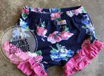 Bloomers - Navy Floral