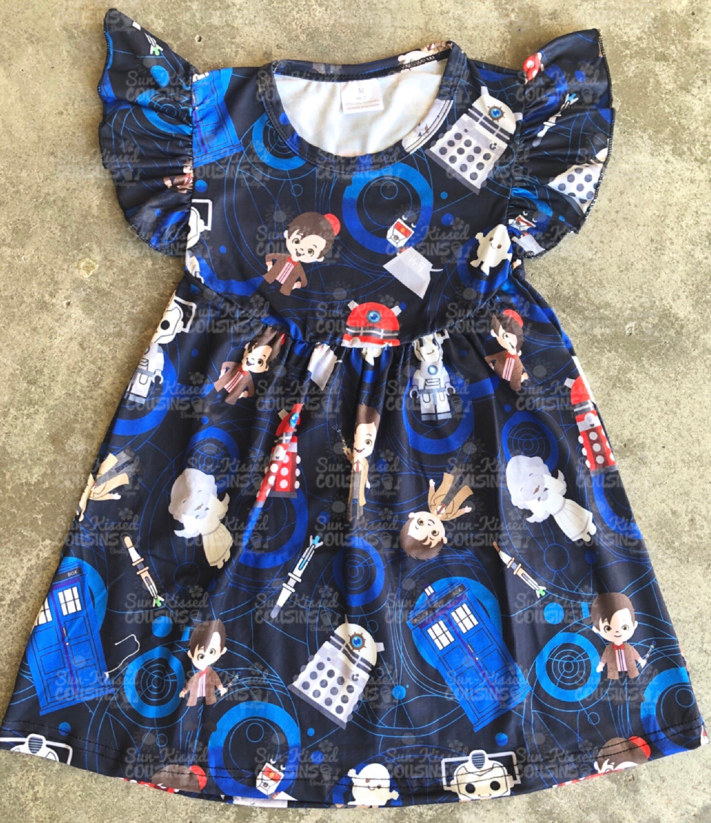 Doctor Who Pearl Dress