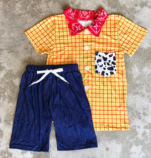 Woody Outfit