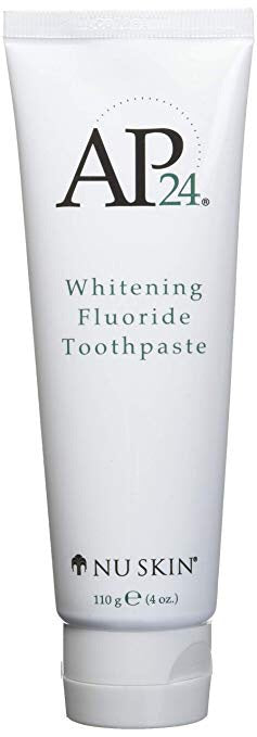 AP24 Whitening Fluoride Toothpaste - Be You Boutique