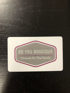 Gift Card - Be You Boutique