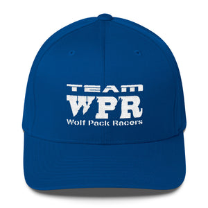 White Team WPR Wolf Pack Racers hat