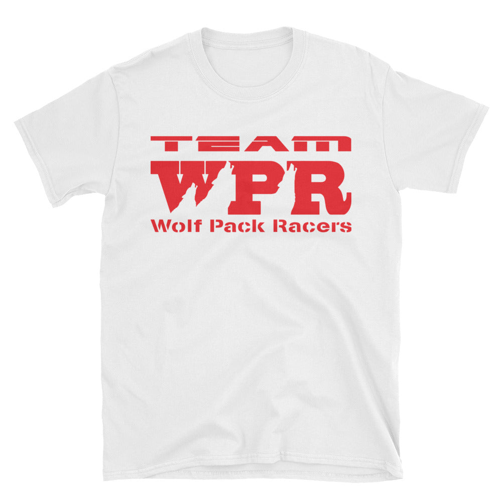 Team Wolf Pack Racers T-Shirt