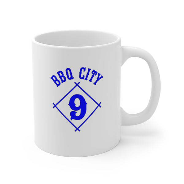 Kansas City: coffee mug