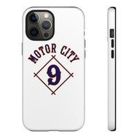 Detroit: phone case