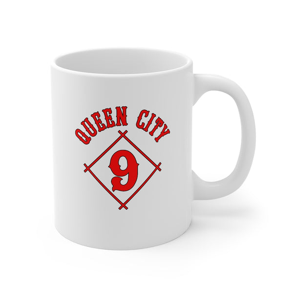 Cincinnati: coffee mug