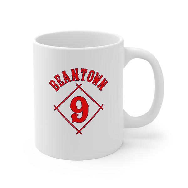 Boston: coffee mug