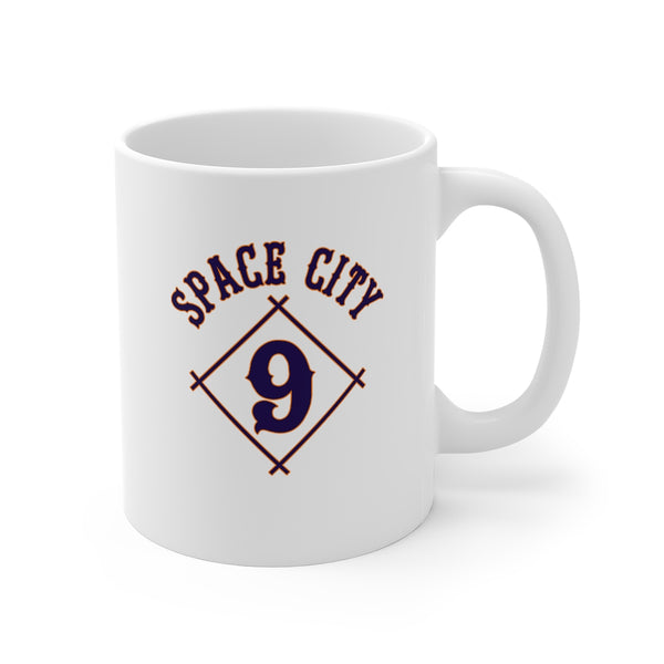 Houston: coffee mug