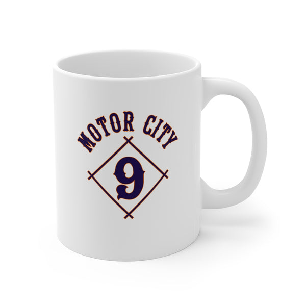 Detroit: coffee mug