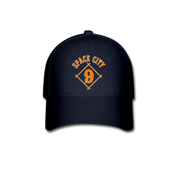 Houston: cap - navy