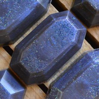 Make A Wish Crystal Soap