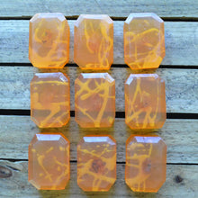 Zest for Life Crystal Soap
