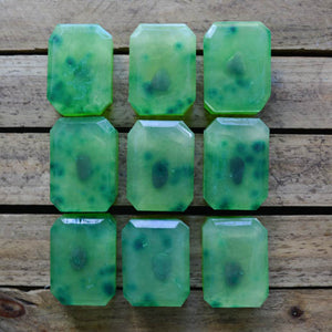 Heart & Soul Crystal Soap