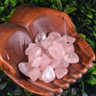 Rose Quartz Tumblestones