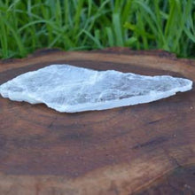 Transparent Selenite Slab