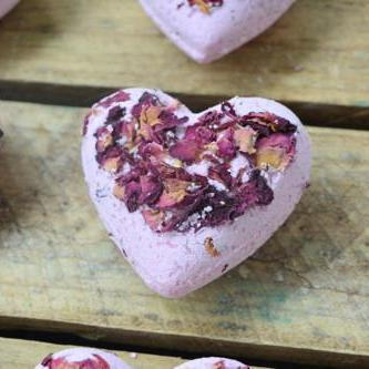 Love Yourself Crystal Bath Bomb
