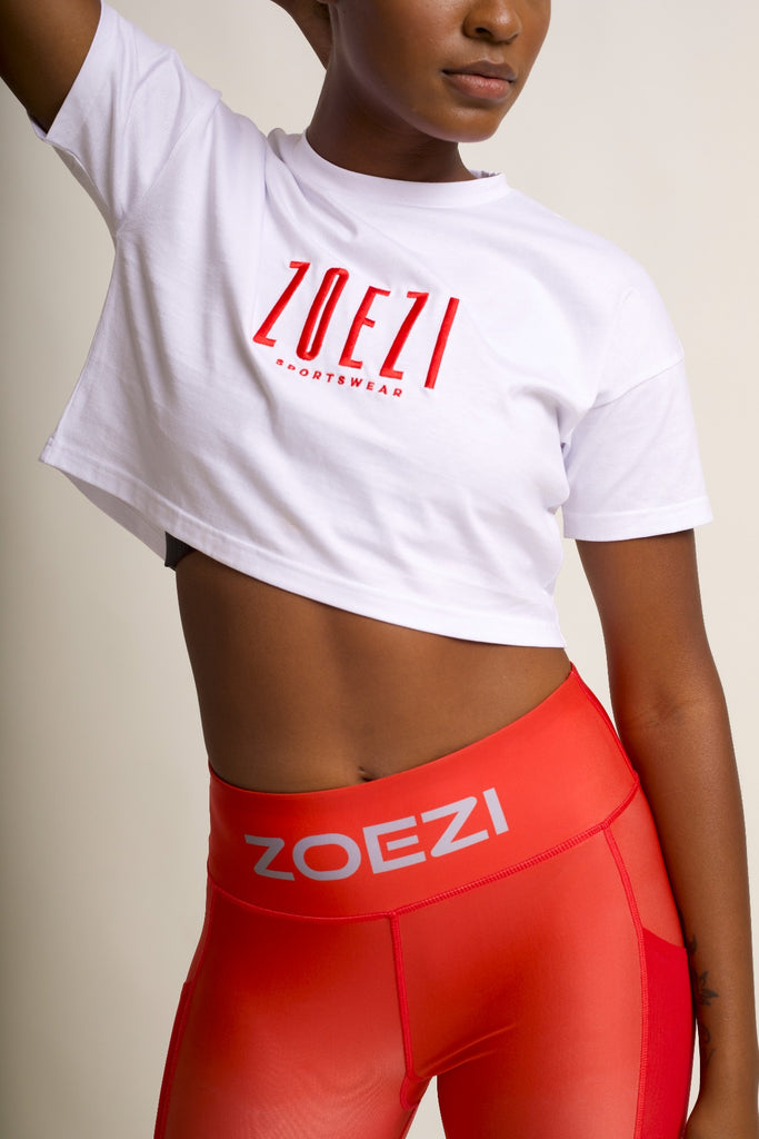 ZOEZI Crop Top