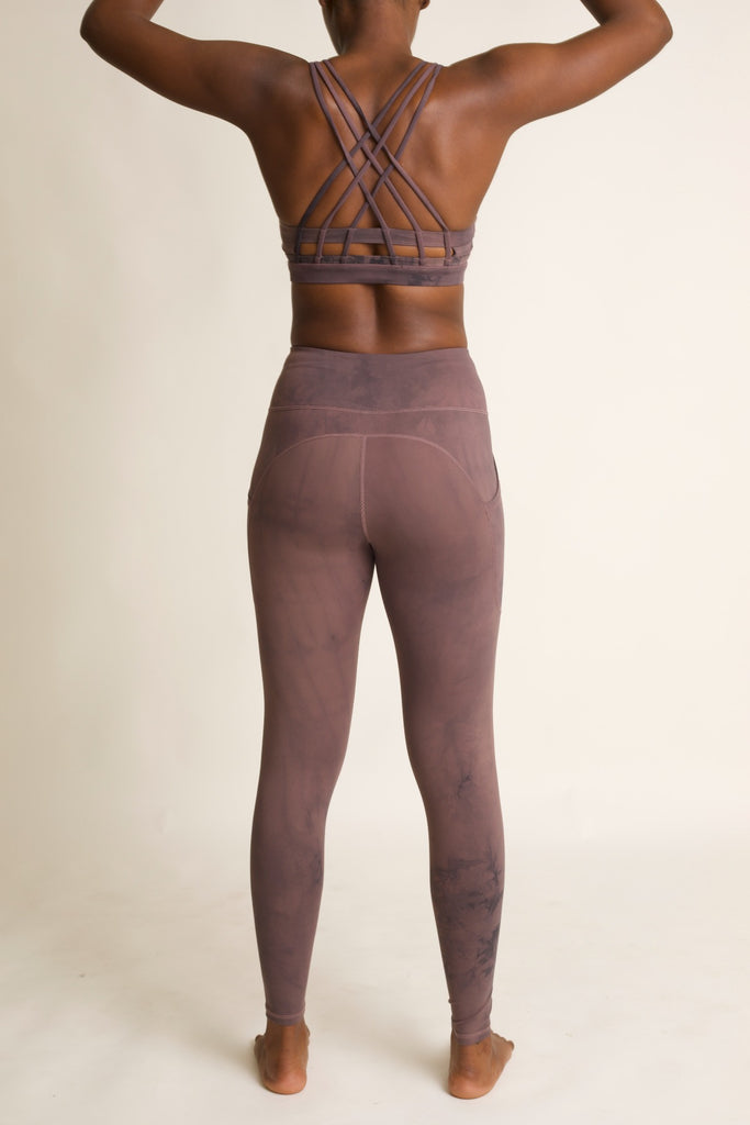 Marble Stretch Leggings