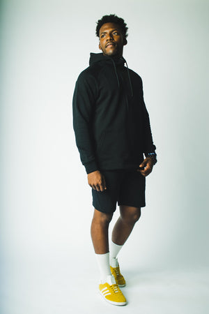 Zoezi Sport Hooded Pullover