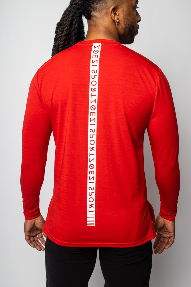Sokoro Muscle Fit Long Sleeve T-Shirt